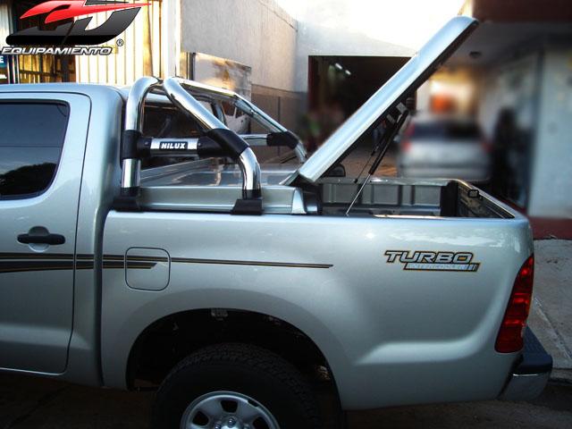 Ford Escape Se >> TAPA RÍGIDA TOYOTA HILUX 2005+ -2015 | 3D Equipamiento