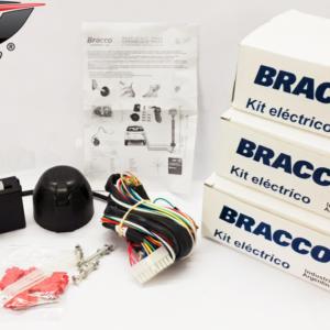 Kit de modulo electronico Bracco con ficha macho para trailer.
