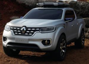 Renault Alaskan .