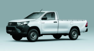 Nueva Hilux Cabina Simple 2016