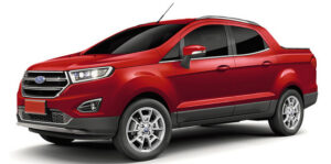 ford ecosport pick up 2018