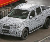 Mercedes-Benz-Pick-Up