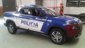 POLICIA-CORDOBA fiat toro